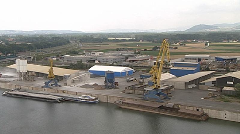 Linzer Hafen