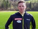 Marathonläufer Peter Herzog