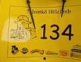 hillclimb, biciklik, versenyző, rajt, plakát