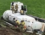 Lkw Absturz Golling Unfall