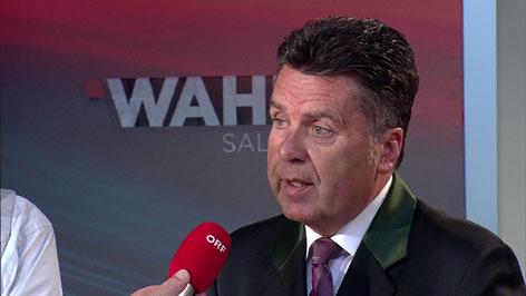 Hans Mayr nach Wahl
