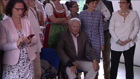94-jähriger Mayr Melnhoff