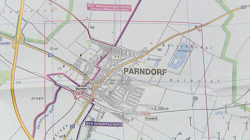 Frachenbahnhof Parndorf Ausbau