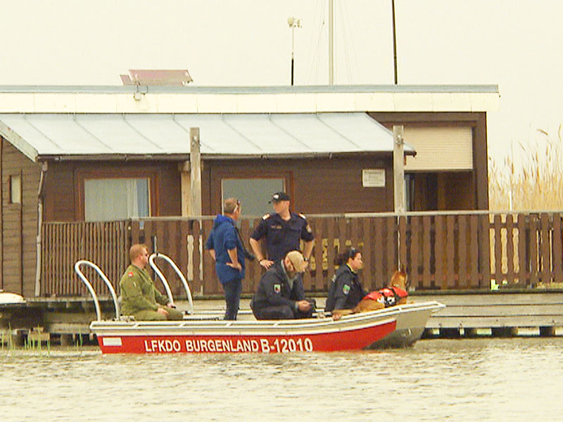 Leichenfund im Neusiedler See Identität der Toten weiter unklar Boot hund See