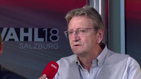Karl Schnell FPS nach der Wahl