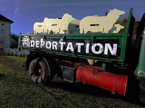 Šentjakob ovce plus minus anšlus deportacija pregon glssovanje rajh