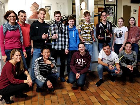 Slovenska Gimnazija dijaki tekmovanje matematika
