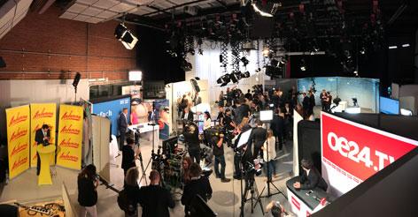 Medienrummel Studio 3