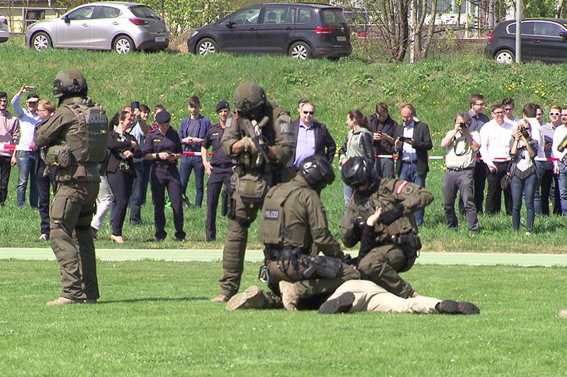 Recruiting Day Polizei