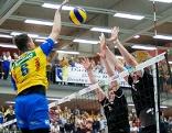 Sport Volleyball Finale Waldviertel Niederlage