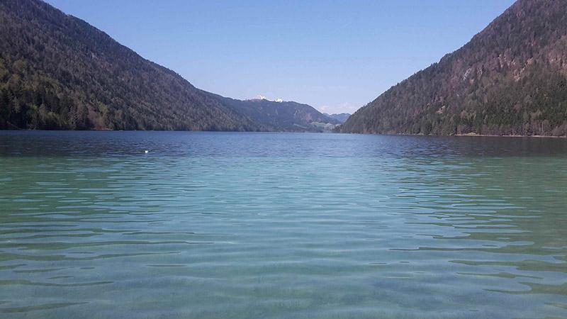 Weissensee Weißensee