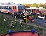 Tödlicher Zugsunfall