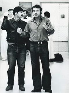 Miloš Forman a Jack Nicholson