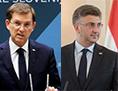 Miro Cerar Andrej Plenković meja spor arbitraža Brdo