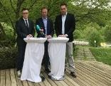 FPÖ-Klubklausur, Geza Molnar, Johann Tschürtz, Alexander Petschnig
