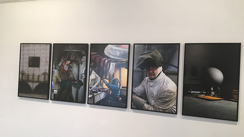 Kartharina Gruzei Ausstellung Villach