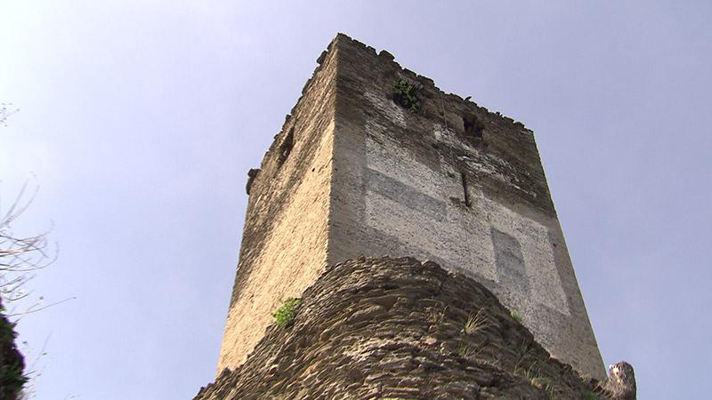 Hochkraig Kraiger Schlösser Hakenkreuz Ruine Goess Zivkovic