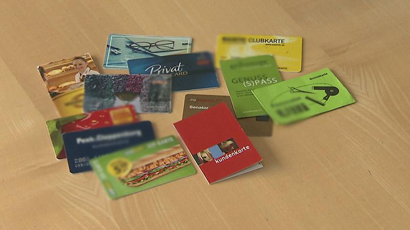 """Datenschutz: Einige Kundenkarten werden """"illegal"""""""