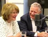Nahaufnahme mit Gudrun Liener und Helmut Krieghofer