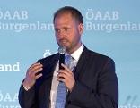 Christian Sagartz, ÖAAB Burgenland
