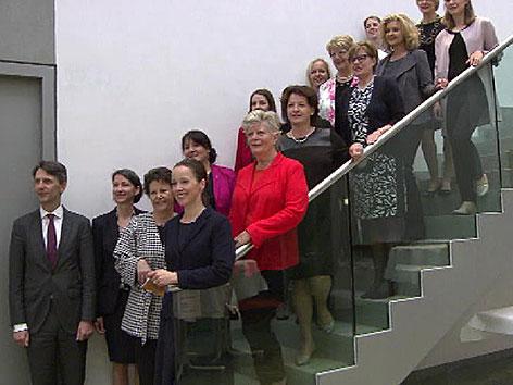 Delegation in Berlin