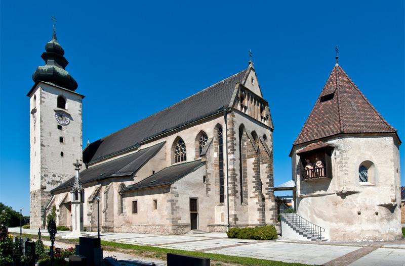 Basilica St. Laurenz, Enns