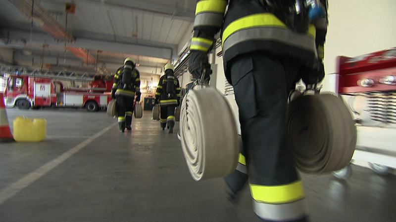 Schwedentest Finnentest Feuerwehr Atemschutz