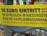 Familienticket 10 Euro Museum