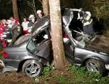 Unfall bei Kleinsemmering