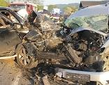 Unfall in Oberhaag