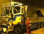 Strengertunnel Unfall
