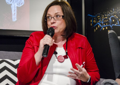 Zuzana Zimenová Abgeordnete Nationalrat SR