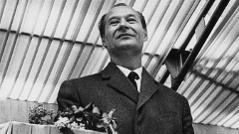 Alexander Dubček 1968 Prager Frühling