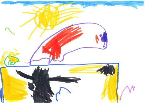 plava raca uršl elias samuel luka tobias