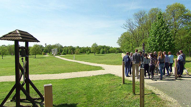 Schulprojekt Wolfgarten 100 Jahre Republik Grenze Eisernen Vorhang Sankt Margarethen und Sopronköhida