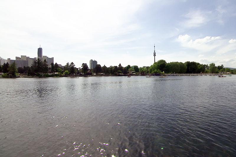Leiche von 14-Jährigem aus der Alten Donau geborgen