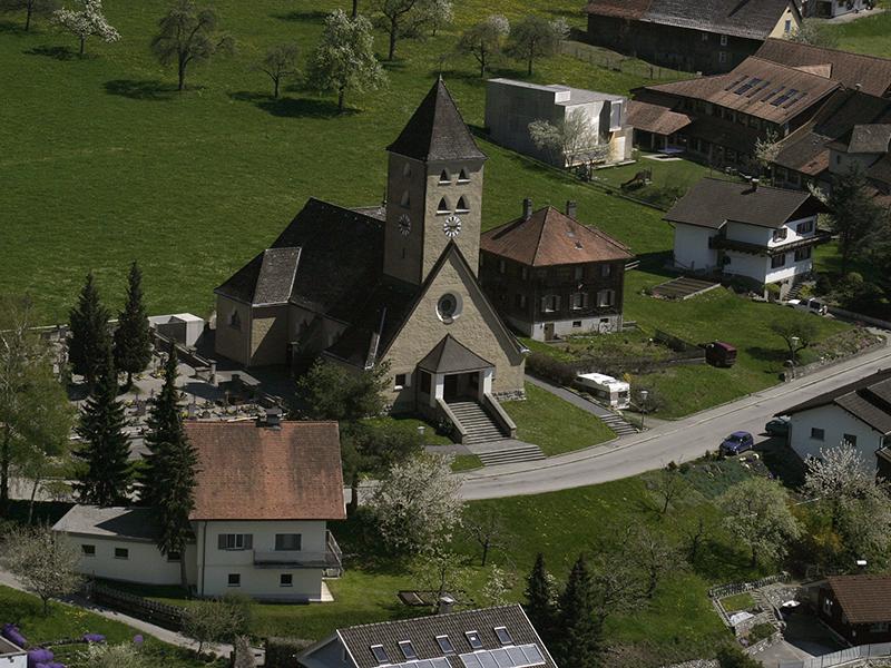 Kirche Batschuns