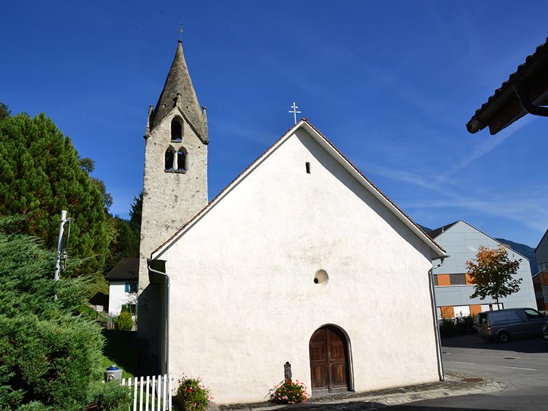 Kirche Bludesch