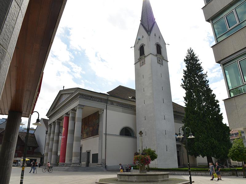 Dornbirn St. Martin Kirche
