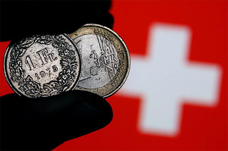 Schweiz Franken Euro Kredite