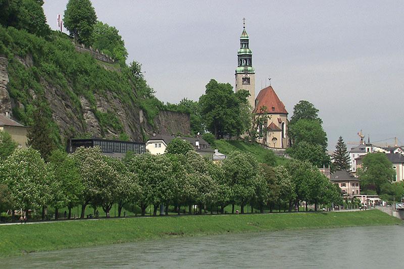 Kletterausrüstung Salzburg : Adventwanderung auf den mönchsberg radio salzburg
