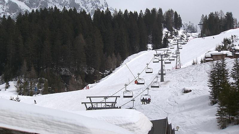 Gaffer Nassfeld tödlicher Unfall Lift Schnee Winter