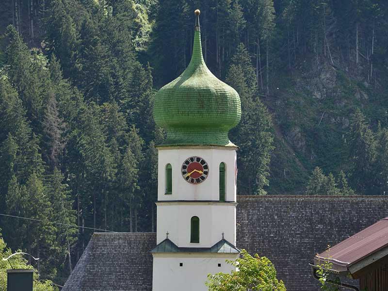 Kirche St. Gallenkirch
