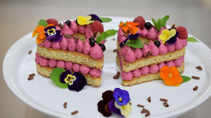 Geschmackssache Naked Cake