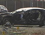 Phaeton Haider Auto Unfall