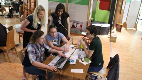 Bútordizájn workshop Innowood Sopron