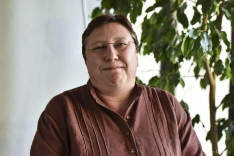 Slowakische Ethnologin Katarína Nádaská