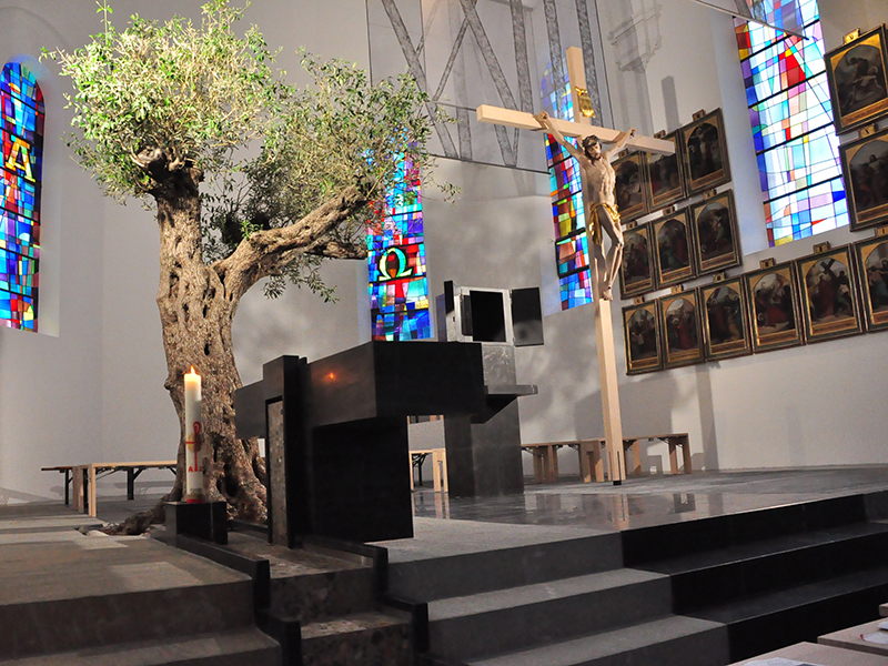 Pfarrkirche Lingenau