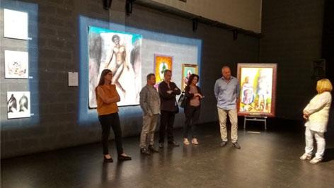 OHO Kiállítás szombathelyi és vasi művészek