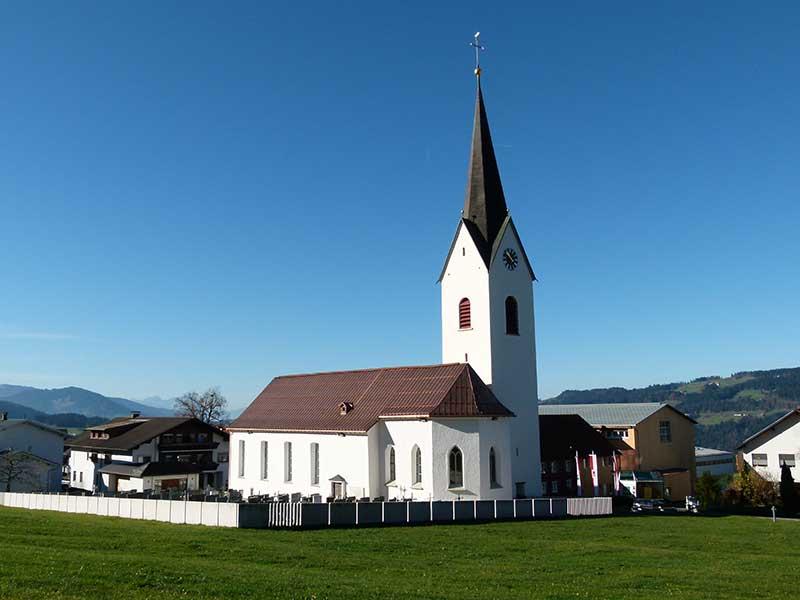 Kirche Riefensberg